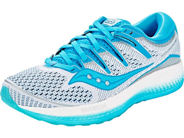 c5e2ce8f saucony Triumph ISO 5 Shoes Women white/blue
